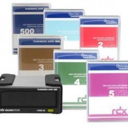 rdxLOCK WORM-Software von Overland-Tandberg ist KPMG-zertifiziert
