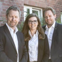 Mit neuer Doppelspitze in die Zukunft: Generationswechsel beim Bremer Familienunternehmen Suhren