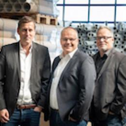 Jubiläum: 40 Jahre Tecco – Neuausrichtung und Gliederung der Geschäftsbereiche