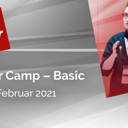 Angular Camp 2021 – neues Basic – & Deep Dive-Training mit Koryphäe Manfred Steyer