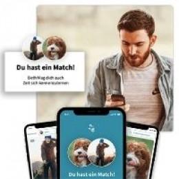 Tinder mit Hunden – Die Patzo App kommt nach Berlin