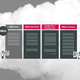 FMEA Free: Neue Gratis-Version der beliebten PLATO e1ns Cloud / Wie die Cloud PLATO in die Karten spielt (FOTO)
