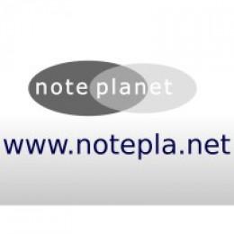 Neues Internetprojekt: www.notepla.net