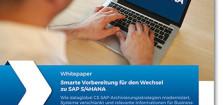 Smarte Vorbereitung für den Wechsel zu SAP S/4HANA