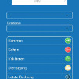 Flintec App für mobile Zeit und Zutritt mit Biometrie