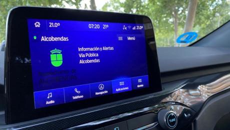Ford erprobt Messaging-System mit kommunaler Daten-Anbindung für sicheres und effizientes Fahren in der Stadt (FOTO)