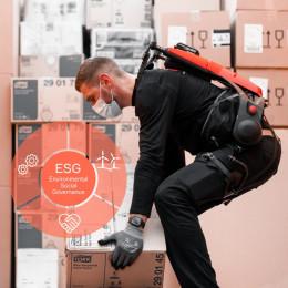 Arbeitsschutz: German Bionic stellt KI-basiertes Ergonomie-Fr?hwarnsystem f?r manuelle Arbeitspl?tze vor (FOTO)