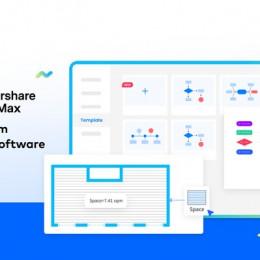 Wondershare veröffentlicht EdrawMax 11.0, um die Diagrammerstellung für Einzelpersonen und Teams zu verbessern / Mit mehr als 280 Diagrammtypen und einer intuitiven Oberfläche (FOTO)