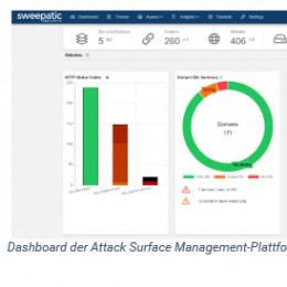 it-sa 2021: Sweepatic präsentiert europäische Lösung für das External Attack Surface Management
