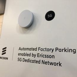 Ericsson und Unikie stellen automatisiertes Parken für Fabrikgelände auf IAA Mobility in München vor (FOTO)