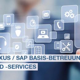 NEXUS / ENTERPRISE SOLUTIONS mit verbreitertem Portfolio für SAP Basis-Betreuung