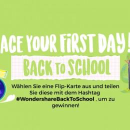 Wondershare startet die Back-to-School-Kampagne, um das neue Schuljahr einzuläuten / Wondershare hat sich mit ISIC Canada zusammengetan, um spezielle Angebote für Schüler und Pädagogen zu machen (FOTO)